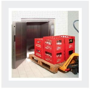 Лифты грузоподъемностью 300 кг (для европаллетов)