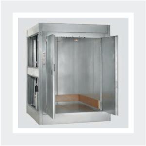 Грузовой лифт BKG грузоподъёмность 50 кг