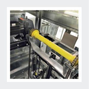 Грузовой лифт BKG грузоподъёмность 300-2000 кг